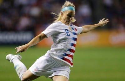 U.S. women's national soccer team sues for equal pay