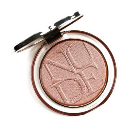 Dior Rose Glow (005) Diorskin Nude Luminizer Review & Swatches
