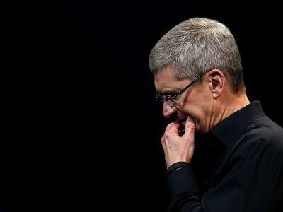 Apple sees $43 billion in market value wiped out after warning the coronavirus will push revenue below forecasts