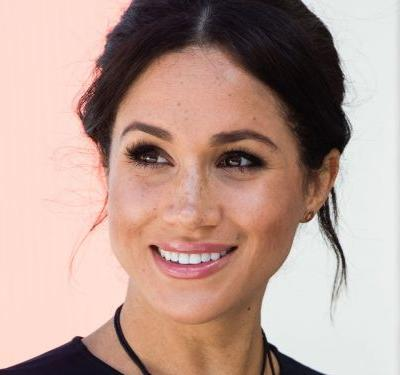 Meghan Markle Switched Up Her Signature Messy Bun - & It Looks So Good