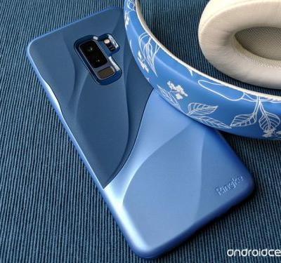 Ringke Wave Case for Galaxy S9+ review: Bold beauty, slick protection