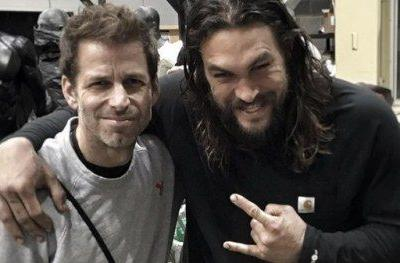 James Wan Got Zack Snyder's Blessing After Aquaman