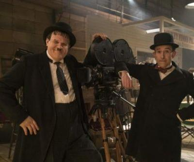 Stan And Ollie Movie - Official First Look