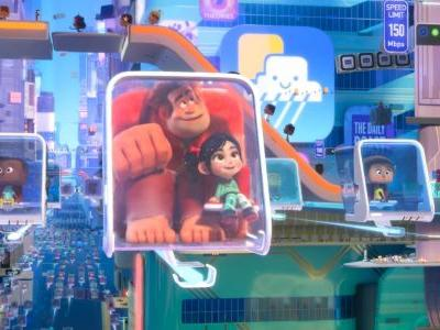Phil Johnston & Rich Moore Interview: Ralph Breaks the Internet