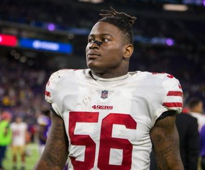 Reuben Foster's accuser: Redskins signing linebacker a 'slap in the face'