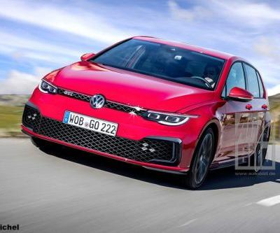 Next Volkswagen Golf GTI Could Pack As Much As 300 HP