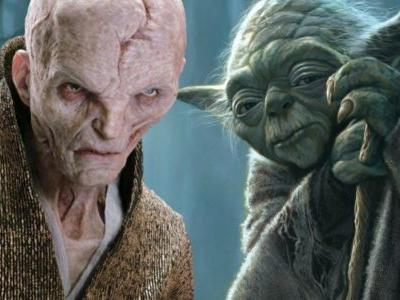 Yoda-Snoke Connection Possibly Teased in New Star Wars Book