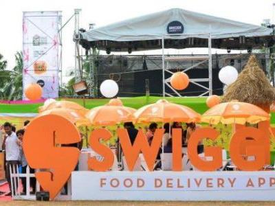 Indian food delivery startup Swiggy raises $1 billion from Naspers, Tencent, others