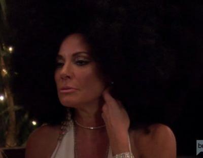 Real Housewives Of New York Recap: First I Was Afraid, I Was Petrified!