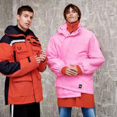 Back to the Future: Parker, Jules & Tim Sport Retro-Style Outerwear for Holt Renfrew