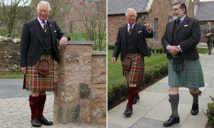 Prince Charles inaugurated Granary Lodge on Castle of Mey grounds, Scotland