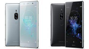 Sony Announces XZ2 Premium Phone with 4K Display, Dual Camera System
