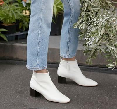 Everlane has debuted $225 leather boots - we wore them around New York City to see if they're worth the high price