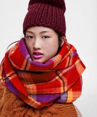 29 Next-Level Scarves Worth Cozying Up in This Winter