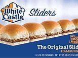 White Castle recalls hundreds of boxes of frozen sliders over listeria fears