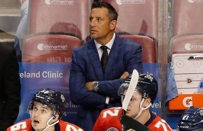 Panthers fire coach Bob Boughner after missing playoffs, again