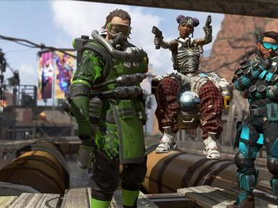 Apex Legends decline spooks investors - report