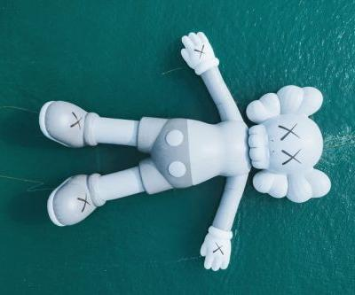 KAWS Takes His 'HOLIDAY' Inflatable Sculpture to Something in the Water Festival