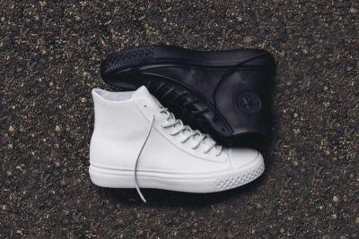 Converse Presents the Brand New Chuck Modern Lux Silhouette