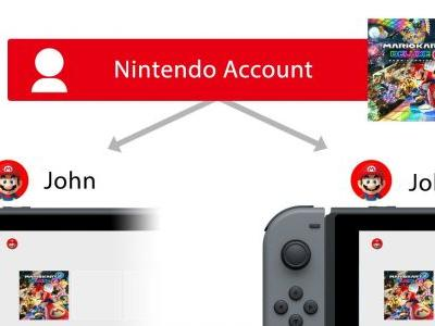 The latest Switch update will allow you to play your games on a second console