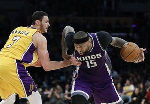 Kings cut ties with Cousins, giving Pelicans dominant duo