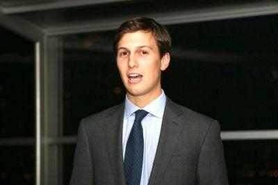 Jared Kushner Reportedly Met With Senior Time Warner Executive to Complain About CNN's Coverage