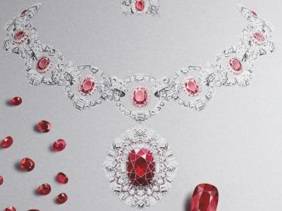 The Van Cleef & Arpels Treasure of Rubies collection is a ravishing tribute to the gem