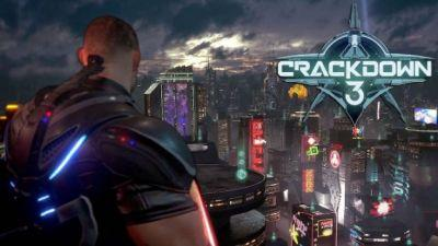 Xbox Exclusive Crackdown 3 Delayed to Spring 2018