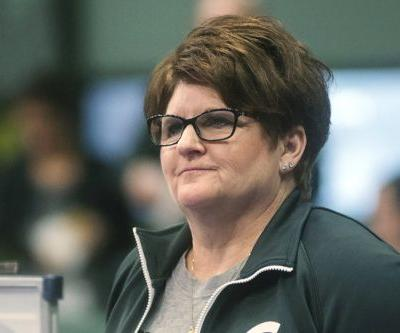 Ex-Michigan State coach charged with lying in Larry Nassar case