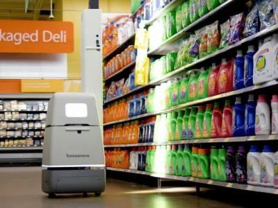 Retail Robot Maker Bossa Nova Raises $29M to Monitor Shelves