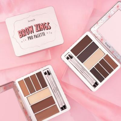 Benefit's Brow Zings Brow Palette Just Got Easier to Use