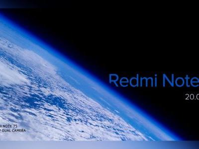 Xiaomi to launch Redmi Note 7S with 48MP camera on May 20 in India