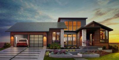 Elon Musk says Tesla will start taking orders for Solar Roofs in April