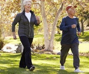 Mental Fatigue More Than Physical Exertion Affects Walking Ability in Elders