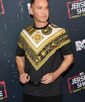 """Mike """"The Situation"""" Sorrentino's First Instagram After Leaving Prison Is So Sweet"""