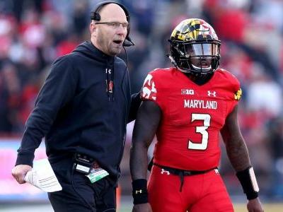Schmuck: Maryland falls a point short vs. Ohio State, but Matt Canada has earned a shot to coach this team next season