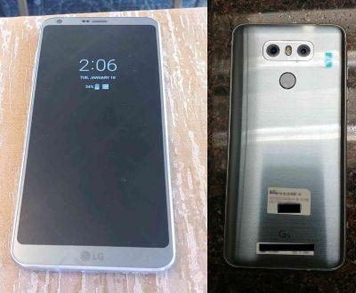 New LG G6 photos leak, give us a clear look at the upcoming Android flagship