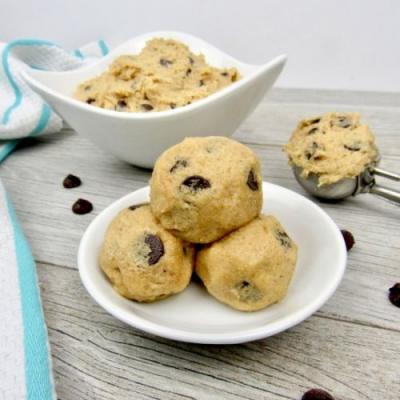 Edible Cookie Dough - Keto