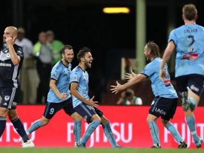 Sydney FC go clear in second after Ninkovic's late winner against Melbourne Victory