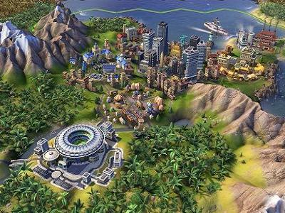 Civilization 6 Is Coming To The Nintendo Switch