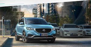 All-Electric MG eZS Showcased In China