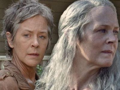 The Walking Dead Explains Carol's Long Hair