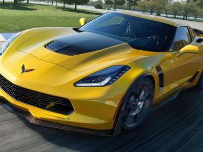 The Last Front-Engine Corvette Will Be Auctioned For Charity This June