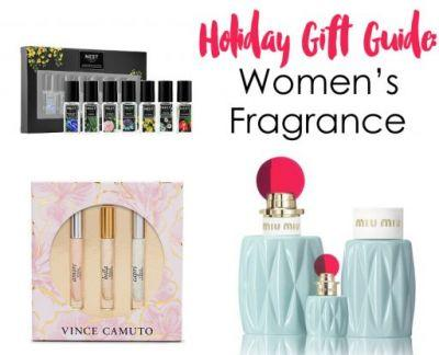 Holiday Gift Guide: Women's Fragrances