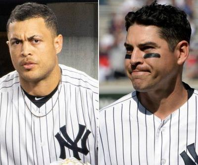Giancarlo Stanton giving Yankees fans Jacoby Ellsbury 'vibes'