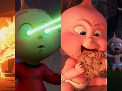 Incredibles 2: All of Jack-Jack's 18 Powers Explained