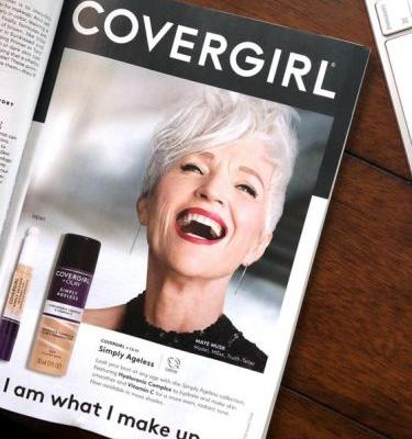 Aging In Allure. How Cool Is This?