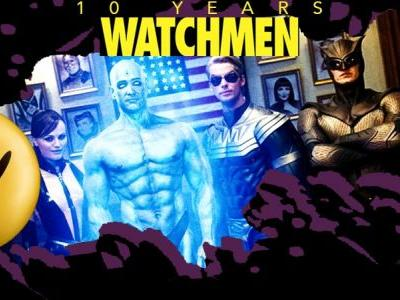 CS Remembers Zack Snyder's Watchmen 10 Years Later