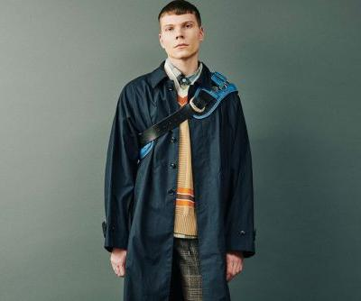 Digawel FW19 Unites Cowboys and Office Drones