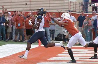 WATCH: Will Grier Throws Amazing Touchdown, Runs In Two-Point Conversion, Leads West Virginia Past Texas